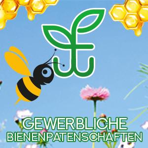 Gewerbliche Bienenpatenschaften